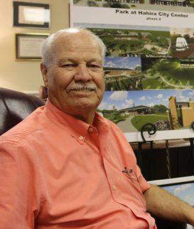 Mayor Bruce Cain