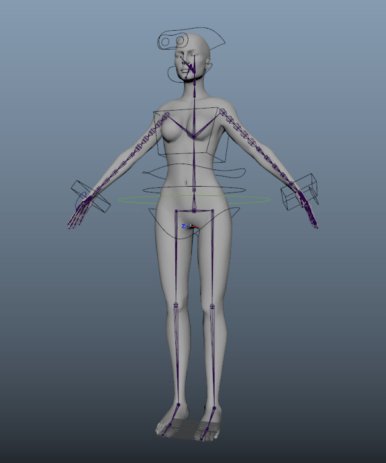 Mom Rig Progress