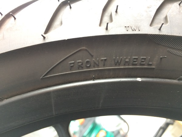 Why Do Motorcycle Front And Rear Tires
