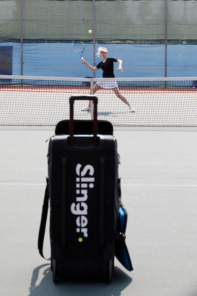 Slinger Bag Looks To Serve Up Tennis Disruption | SGB Media Online