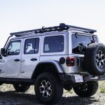 Front Runner Outfitters Releases New Jeep Wrangler Jl 4 Door Extreme Roof Rack Kit Sgb Media Online