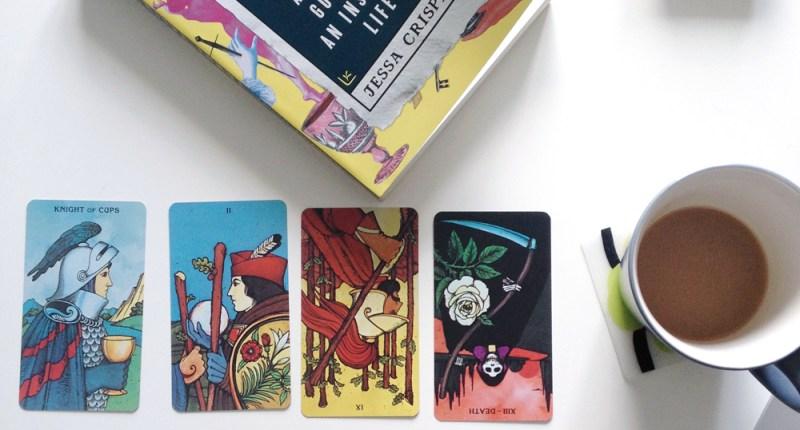 Creative Tarot by Jessa Crispin