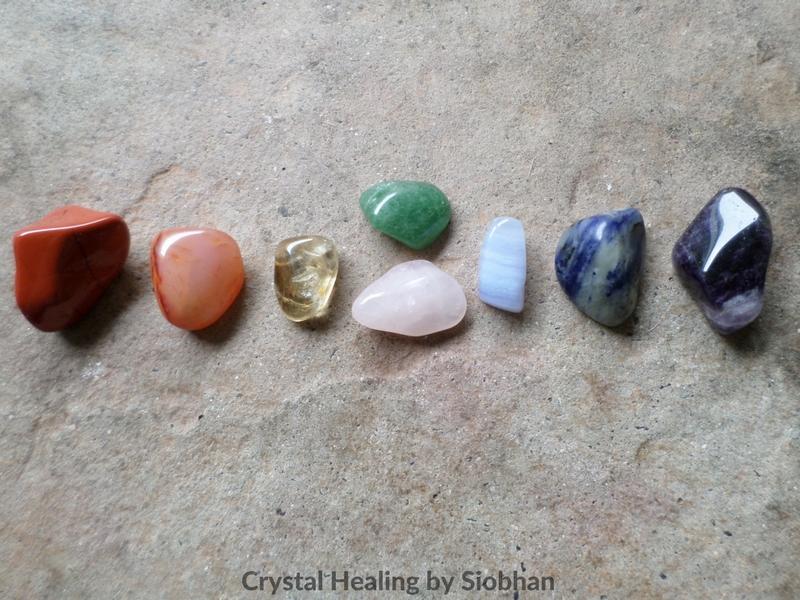 Chakra Crystal Healing Crystals