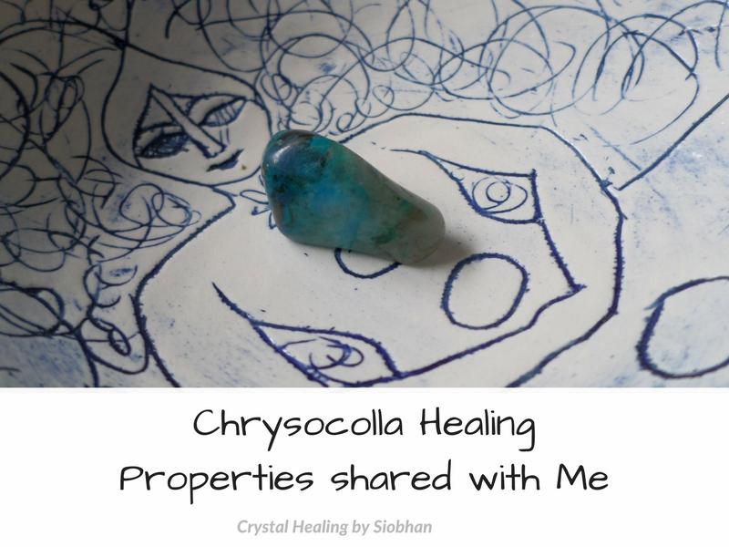 Chrysocolla Healing Properties