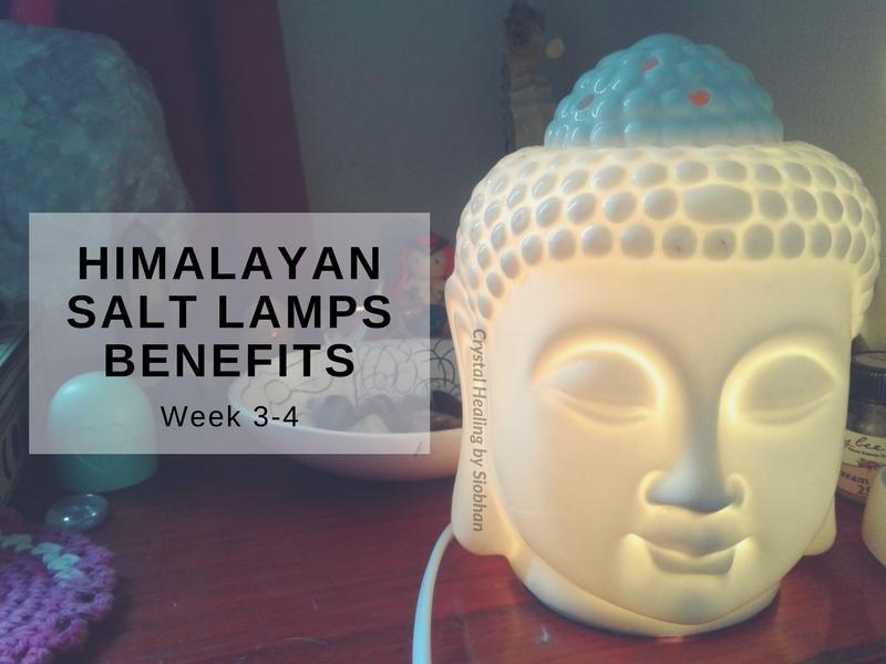 Himalayan Salt Lamps Benefits Week 3-4