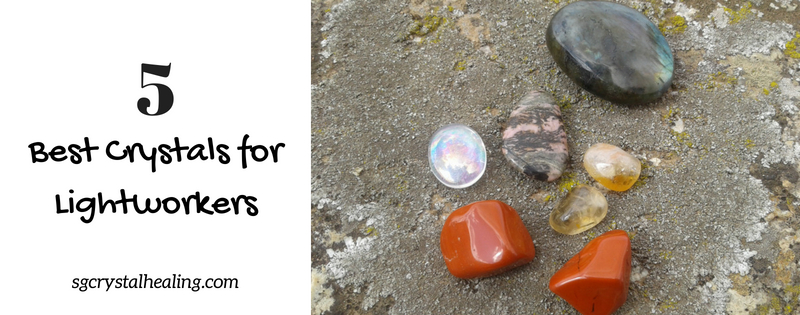 5 Best Crystals for Lightworkers