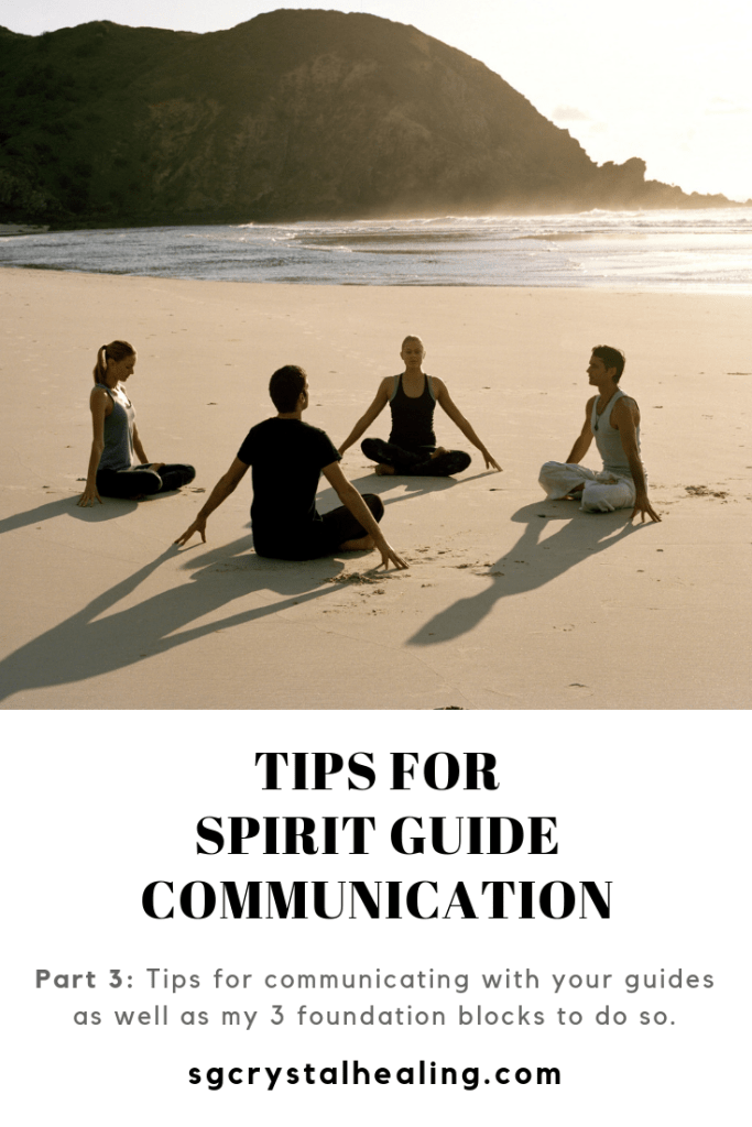 How to Communicate with Spirit Guides