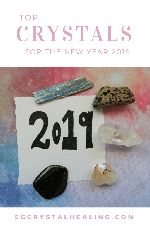 Top Crystals for the New Year 2019