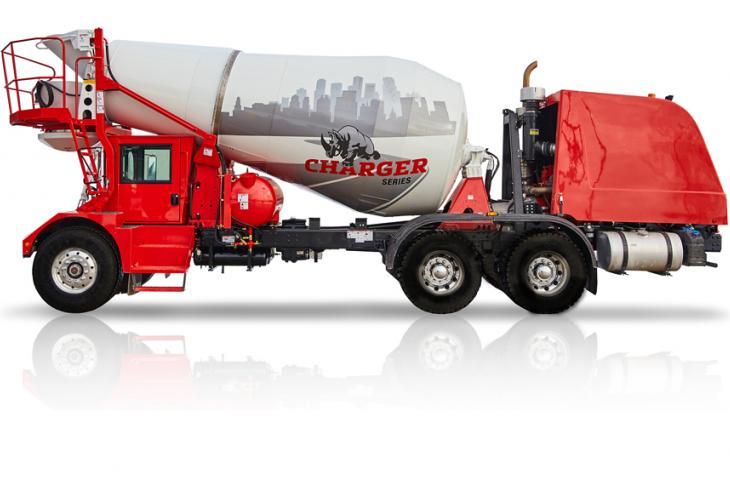 mixer trucks concrete construction