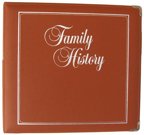 Executive Family History Binder  Stevenson Genealogy  Copy Center LLC