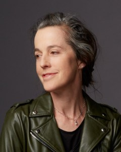Photo of author & playwright Naomi Wallace.