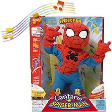 Spiderman-Cantarin