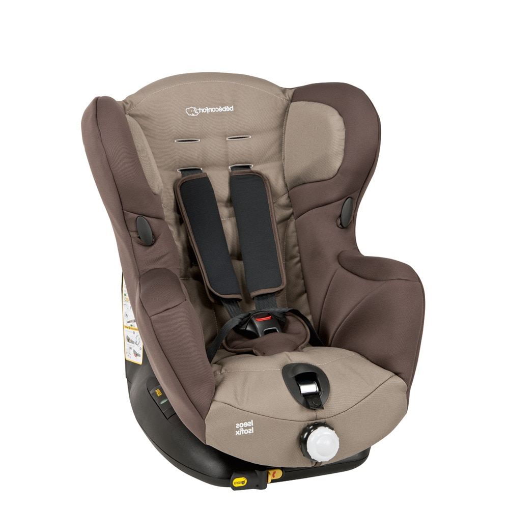 Silla de Auto Bb Confort Iseos Isofix Walnut Brown