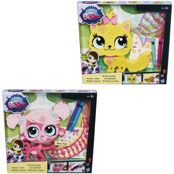littlest pet shop hasbro # 42