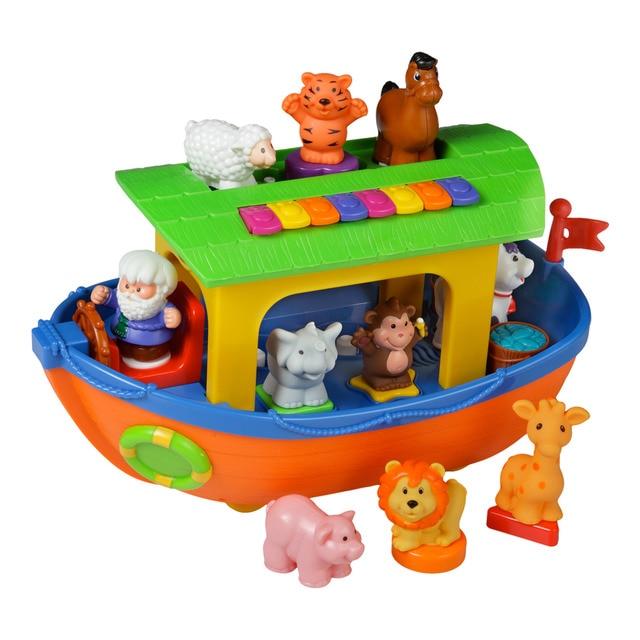 En el arca que todos cantan Eduland  Juguetes  El Corte