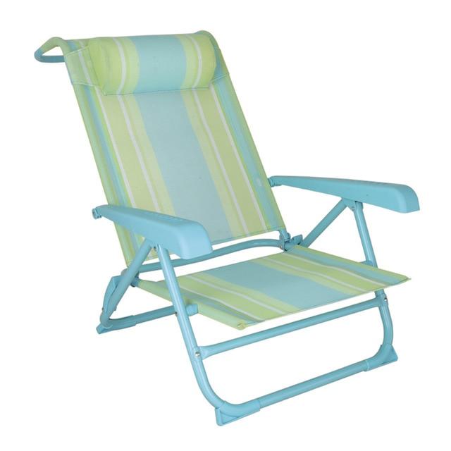Cadeira de praia desdobrvel Outhouse  Desporto  El