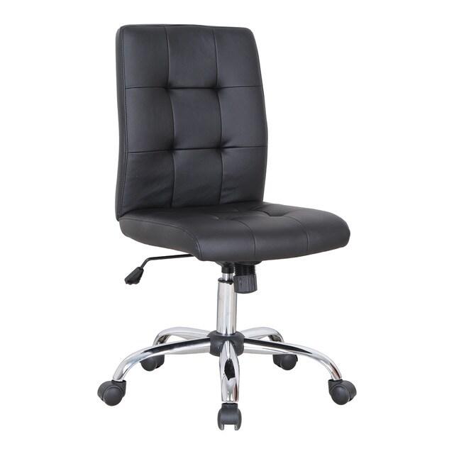 Silla de escritorio con ruedas y giratoria Nash El Corte
