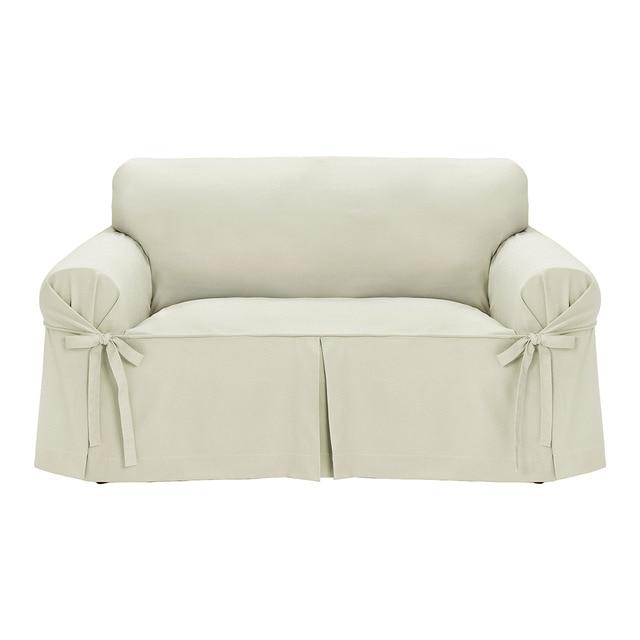 El Corte Ingls Superior sofa cover with ties  Home  El