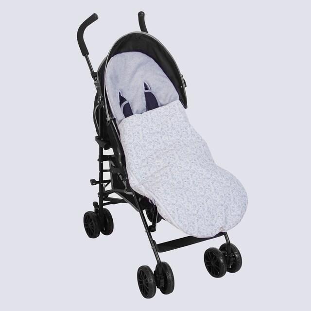 Saco para silla de paseo Unit Cachemir Gris  Bebs  Hipercor