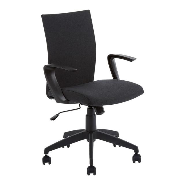 Silla de escritorio con ruedas y giratoria Space El Corte