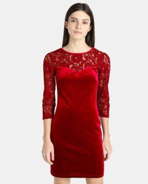 Resultado de imagen de vestidos  rojos