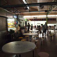 【SG食ニュース】4/7~5/4 ホーカーセンターでの食事ができなくなります