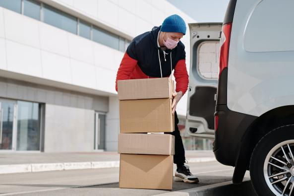 courier franchise opportunities in india