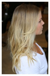 natural blonde  Hair Color Rehab