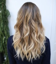 golden beach hair color