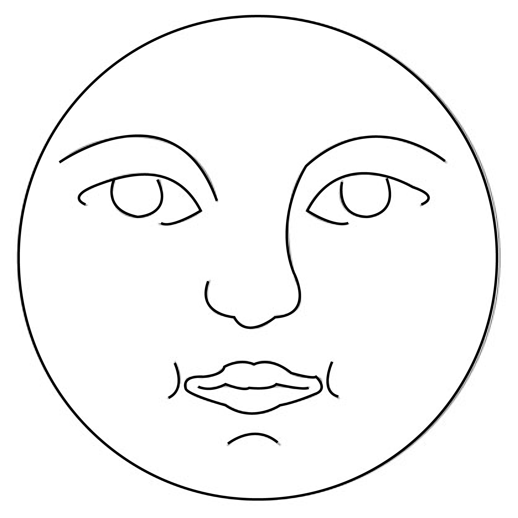 Face Tracing Illustrator