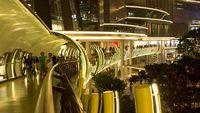 Bukan Singapura, Ini Jembatan Keren Yang Tengah Hits di Jakarta