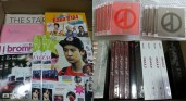Albums, magazines & others that arrived! #01