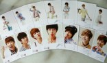 INFINITE Natuur Pop Postcards that arrived this week! #02