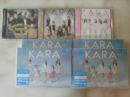 Japanese albums that arrived!