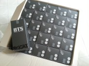 1st Batch of 50 BTS Official Light Sticks that arrived this week!