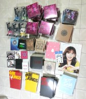 Albums, Goods & Items that arrived this week!