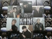B.A.P First Sensibility Photocards