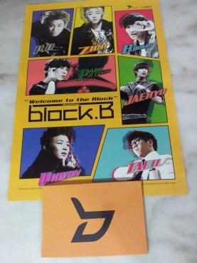 SGKpopper History Gallery - Block B