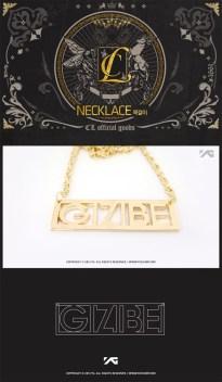 CL GZB Necklace