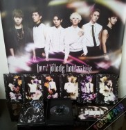 BEAST - HARD TO LOVE HOW TO LOVE ALBUM & POSTER #01