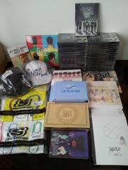Albums & items that arrived! #01