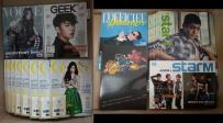 Magazines that arrived! 03