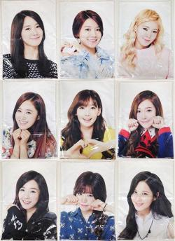 Girls' Generation Official Cushion Cover