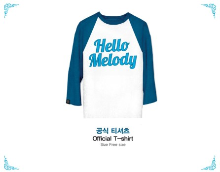 2014 BTOB First Concert Hello Melody - T-Shirt