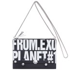 2014 EXO The Lost Planet In Japan Goods - Double Shoulder Pouch