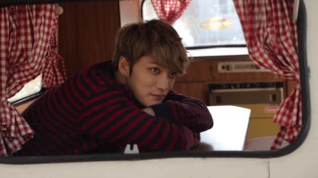 2015 JYJ Calendar + Diary SET Jaejoong Preview