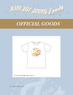 KIM JAE JOONG J-PARTY OFFICIAL GOODS - T SHIRT