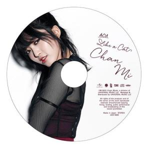 AOA - Like A Cat (Japan Version) (Limited Edition)(Chan Mi)