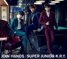 Super Junior K.R.Y - Join Hands (CD+DVD) (Limited Edition)(Japan Version)