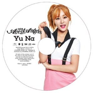 AOA – Ace Of Angels (Japan Version)(YUNA)